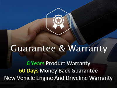 GUARANTEE AND WARRANTY